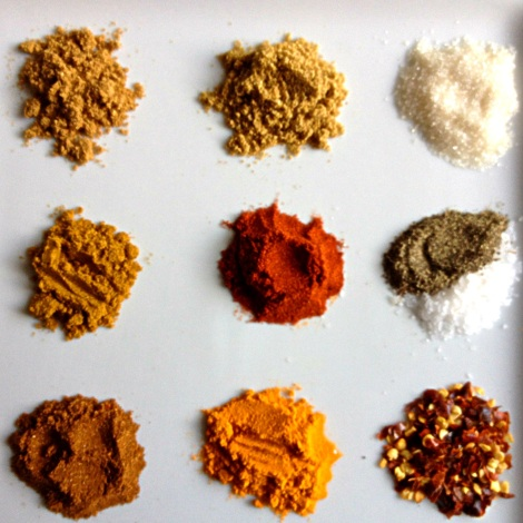 10 Ground Spices for Indian Cooking